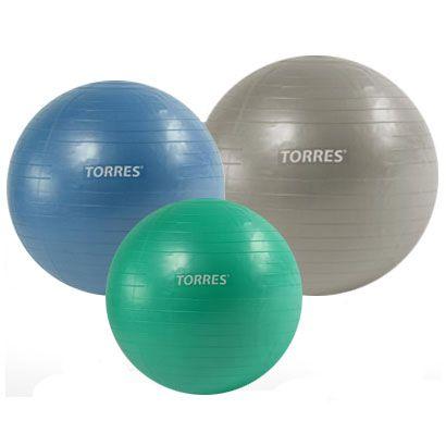 Гимнастические и медицинские мячи