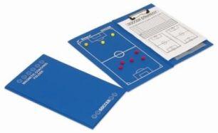 Тактическая футбольная доска (папка) Seven