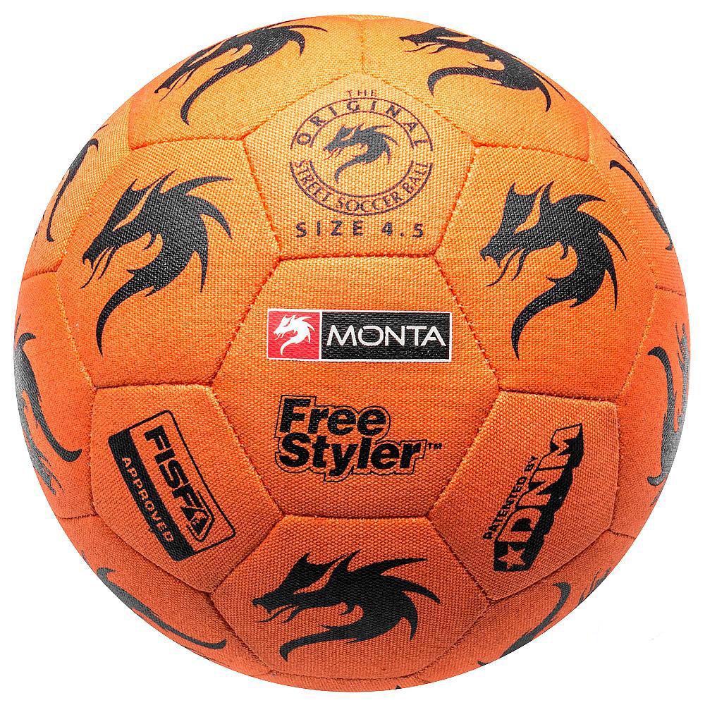 Freestyle football monta