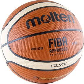 Баскетбольный мяч Molten BGLX